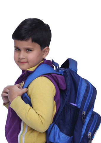 Boy with Bag
