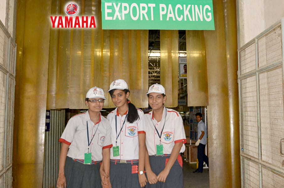 Yamaha trip