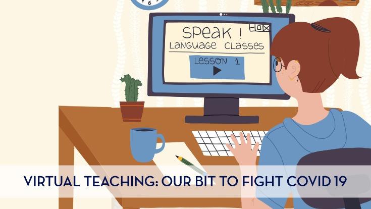 Virtual Teaching Mode